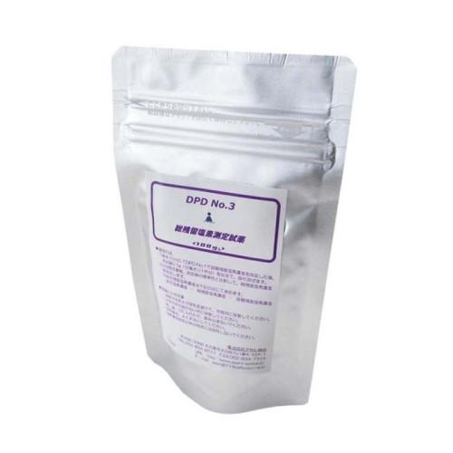 総残留塩素測定用試薬 DPD No.3 粉末100g(1000回分) /業務用/新品/小物送料対象商品