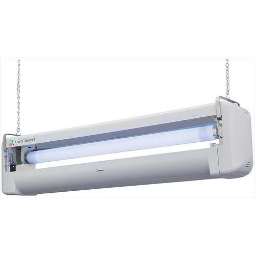 光学式誘引捕虫器 オプトクリン7 吊下タイプ OC-107-01 幅721×奥行100×高さ156(mm)/業務用/新品/送料無料 /テンポス