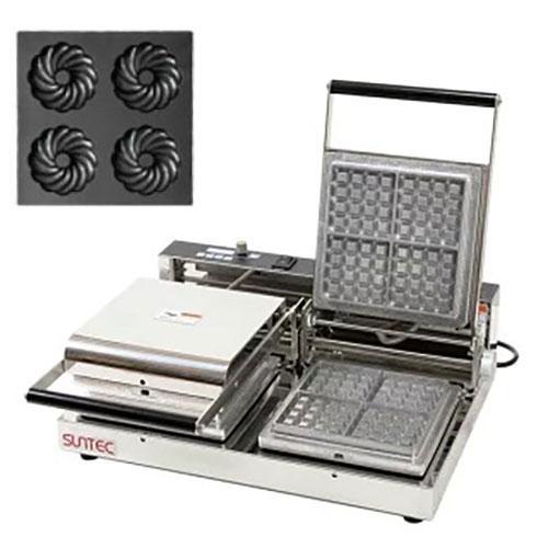 マルチベーカー MAX-2 ベイクドフレンチクルーラー MAX-2-FCA0401 幅540×奥行455×高さ195(mm)/業務用/新品/小物送料対象商品