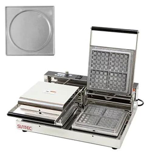 マルチベーカー MAX-2 パンケーキ MAX-2-POK0101 幅540×奥行455×高さ195(mm)/業務用/新品/送料無料