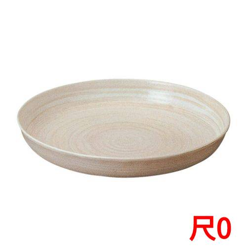 アルミ 電磁用 深型ドラ鉢(白刷毛目)尺0 高さ85(mm)/業務用/新品/小物送料対象商品