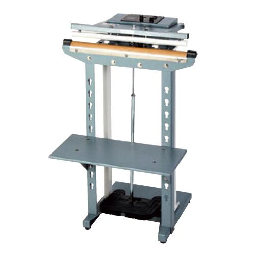 足踏み式スタンドシーラー WN-600 幅680×奥行480×高さ860(mm)/業務用/新品/送料無料 /テンポス