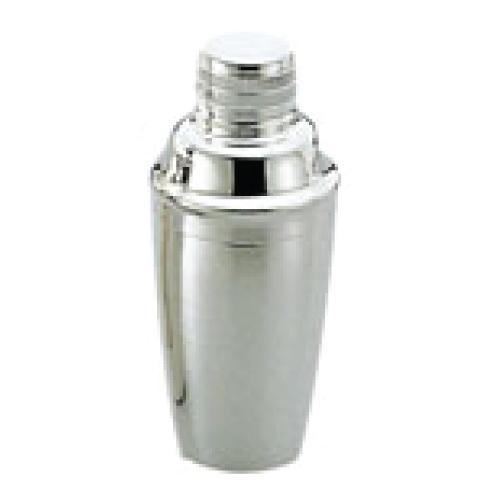 H 洋白 カクテルシェーカー 小 二種メッキ/業務用/新品 /テンポス