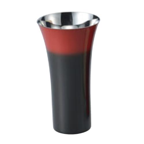 漆磨 シングルカップL 380ml 黒彩 SCS-L601 高さ150(mm)/業務用/新品 /テンポス