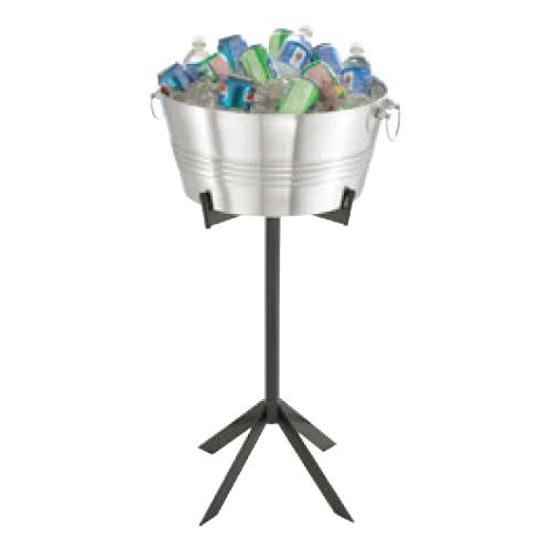 ヴィンテージ 18-8 巻渕 シャンパンクーラースタンド 大 高さ615(mm)/業務用/新品/小物送料対象商品