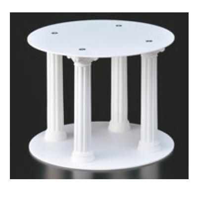 ウェディングケーキ ウェディングケーキプレートセット Cタイプ FB951 FB951//業務用/新品/小物送料対象商品 /テンポス