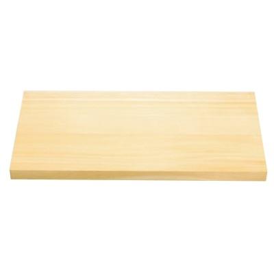 まな板 EBM 木曽桧 マナ板 750×300×30 EBM 幅750 奥行300 厚さ:30/業務用/新品 /テンポス