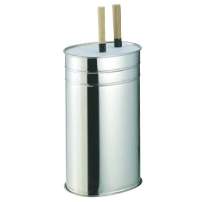包丁差し EBM 18-8 小判 庖丁桶 EBM 幅240 奥行180 高さ430/業務用/新品 /テンポス
