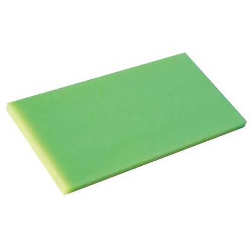 まな板 天領 一枚物カラーマナ板 K10A 1000×350×20 グリーン K10A 幅:350、長さ:1000、厚さ:20/業務用/新品 /テンポス