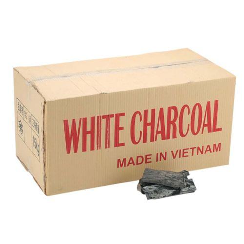 炭 ベトナム備長炭 15kg入 /業務用/新品 /テンポス