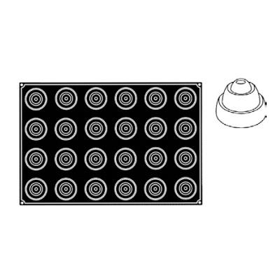 型 パボフレックス PX034 リング 24ヶ取 高さ50 内径:70/業務用/新品/送料無料 /テンポス