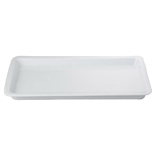 ビュッフェ皿 Euro 惣菜用長角浅型52cm 幅540mm×奥行327mm×高さ35mm/業務用/新品