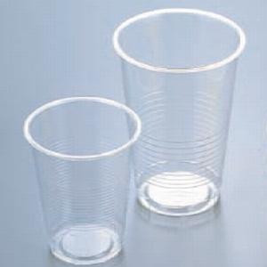 使い捨て プラスチックカップ 03095 7オンス(2500個入) 【 業務用 】【送料無料】 /テンポス