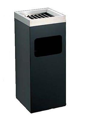 スモーキングダストMKBー300SD 角型 ブラック EBM 【 業務用 】【送料無料】
