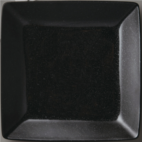 角皿 【水明 正角29cm黒御影】 6-96-18 幅290mm×奥行290mm×高さ40mm 5枚入【プロ用】【プロ用】 /テンポス