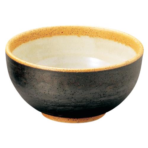 美濃焼 白樺 石目4.2丼 小丼 高さ75mm×直径:130/業務用/新品/小物送料対象商品
