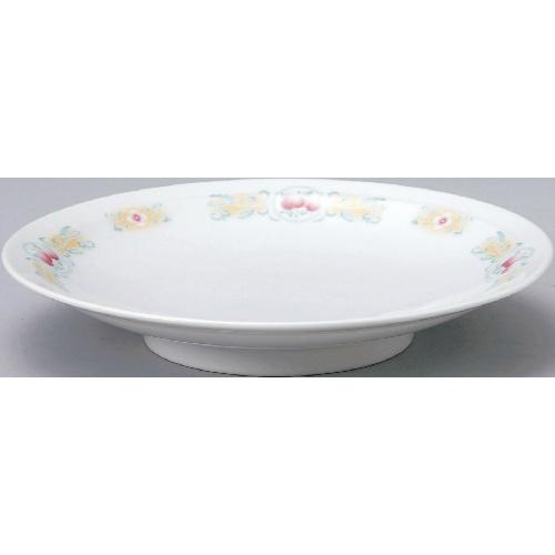 イングレーズ セール特価 桃花源 リム高台9寸皿 プロ用 <セール&特集> mm 高さ4.3