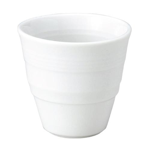 白 竹筋ミニタンブラー/業務用/新品/小物送料対象商品