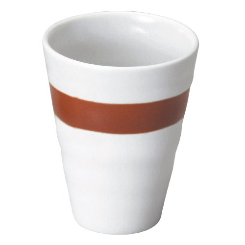 赤帯 リップルフリーカップ/業務用/新品/小物送料対象商品