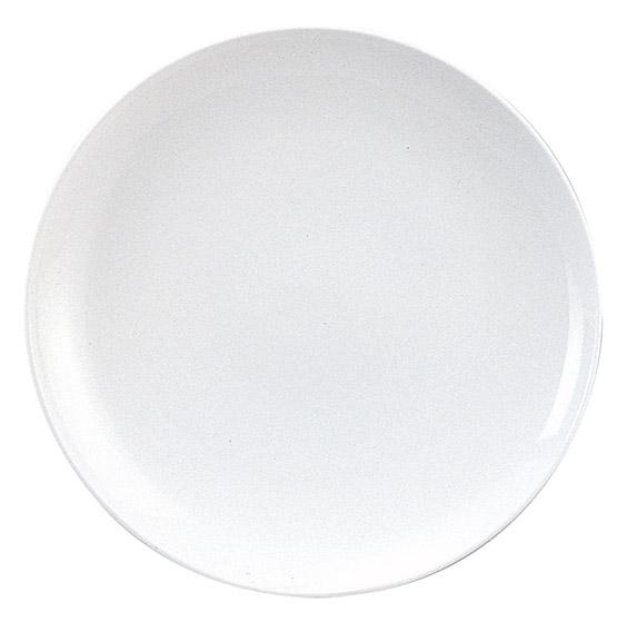 16インチ丸皿 スーパーチャイナ 高さ44(mm)/業務用/新品 /テンポス
