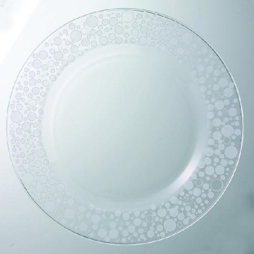 ガラスプレート リアルト 28 バブル ベトレリエリユニティ 6入