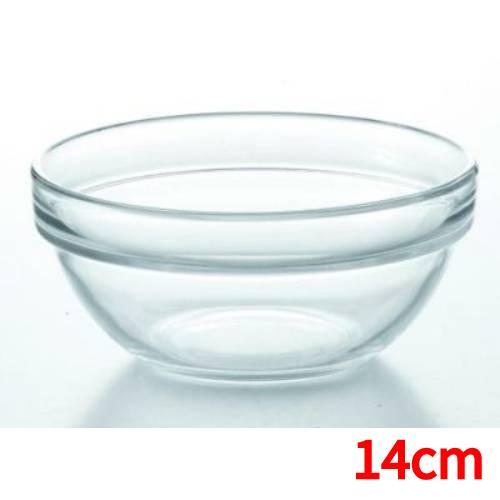 ガラスボール 【アンプ ボール14】アルク 14 36入【業務用食器】