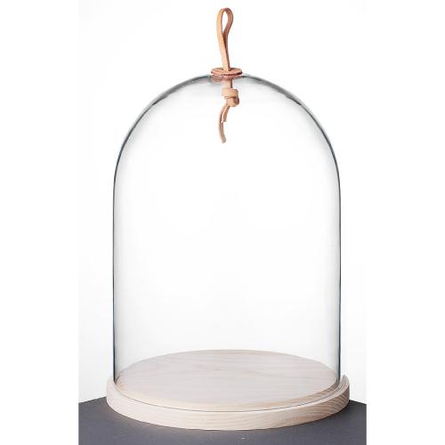 【イヴァロ ドームセット 220】ドーム 高さ311mm×口径:220・内径:196【業務用食器】