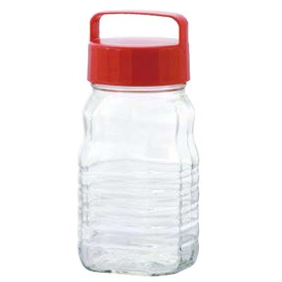 アデリア ペットボトル型貯蔵びん1.2L小分けちゃん 12個入/業務用/新品/小物送料対象商品