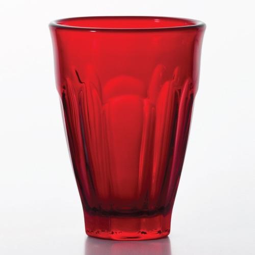 グラス アデリアクールブパレット レッド L 飲食店 TSUGARUVIDRODOUBLEF 新作入荷 業務用 期間限定特別価格