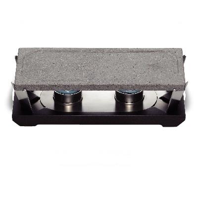 コンロ 石焼スタンドセット(大) ST-405/310×135×95H/業務用/新品/テンポス