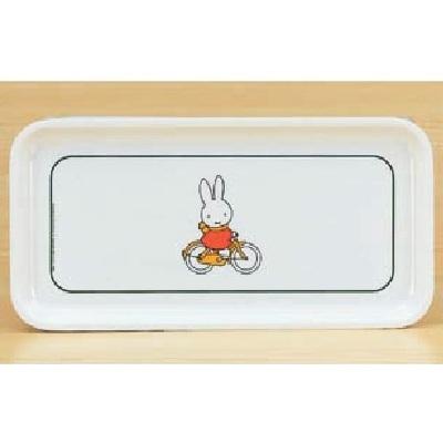 メラミン食器 子供食器 ミッフィー トレイ M-30C1/業務用/新品/小物送料対象商品