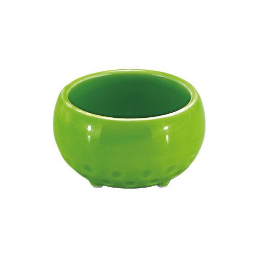 小鉢 ミニボール 緑 高さ30mm×直径:51/業務用/新品/小物送料対象商品
