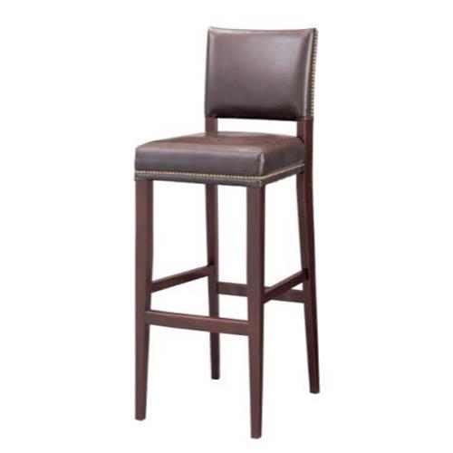 CHERRY(チェリー) 椅子(イス) リベットS80イス 張地ランクA幅400mm×奥行490mm×高さ1105mm 【業務用/新品】【送料無料】【プロ用】