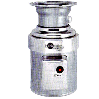 日本エマソン ディスポーザー 2Kgタイプ(100~150人/1食) 生ゴミ処理機 SS-100-44 【送料無料】【業務用/新品】 /テンポス