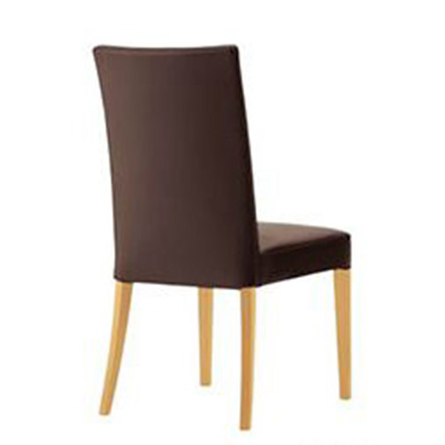 CRES(クレス) 木製イスメルカ AM 張地ランクA 肘無し(業務用椅子/新品)(送料無料) /テンポス