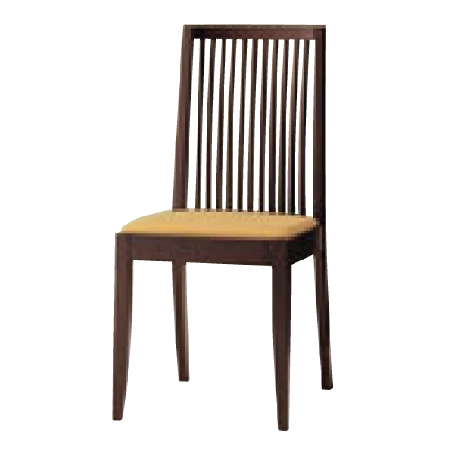 CRES(クレス) 木製イス ソナール 張地Aランク /(業務用椅子/新品)(送料無料) /テンポス
