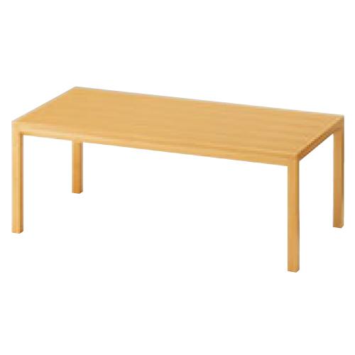 CRES(クレス) ラウンジテーブル[TB2401-UB] 幅1200×奥行600×高さ450(mm)【業務用】【新品】【送料無料】【プロ用】 /テンポス