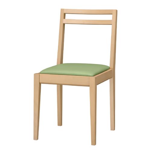 【益子 N 椅子 Aランク 】 木製イス 幅400×奥行500×高さ800(mm)【業務用】【新品】【送料無料】