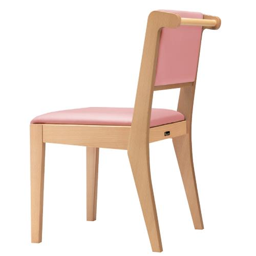 【ニコラ N 椅子 Aランク 】 木製イス 幅420×奥行570×高さ800(mm)【業務用】【新品】【送料無料】