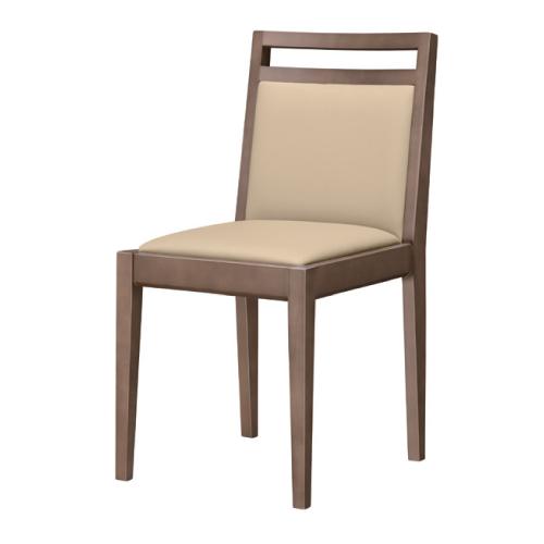 【笠間 D 椅子 Aランク 】 木製イス 幅400×奥行500×高さ800(mm)【業務用】【新品】【送料無料】