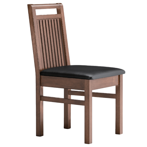 【佐渡 D 椅子 Aランク】 木製イス 幅420×奥行510×高さ840(mm)【業務用】【新品】【送料無料】 /テンポス