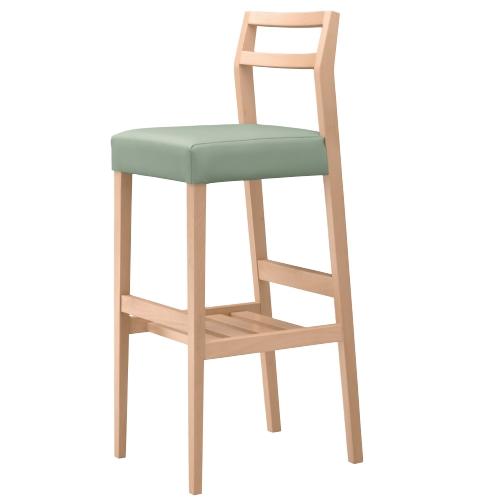 【伊豆 1 N スタンド椅子 Aランク 】 幅400×奥行490×高さ1090(mm)【業務用】【新品】【送料無料】