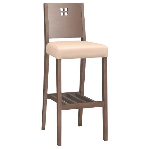 【彩 D スタンド椅子 Aランク 】 幅400×奥行500×高さ1000(mm)【業務用】【新品】【送料無料】