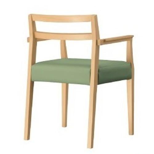 伊豆 スタイリッシュ 伊豆1Nアーム椅子 【スツール】【Aランク】【新品】【業務用】【送料無料】 /テンポス