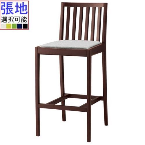プロシード スタンド椅子(カウンターイス) ノワールスタンドイスBR 張地ランクA /(業務用/新品)(送料無料) /テンポス
