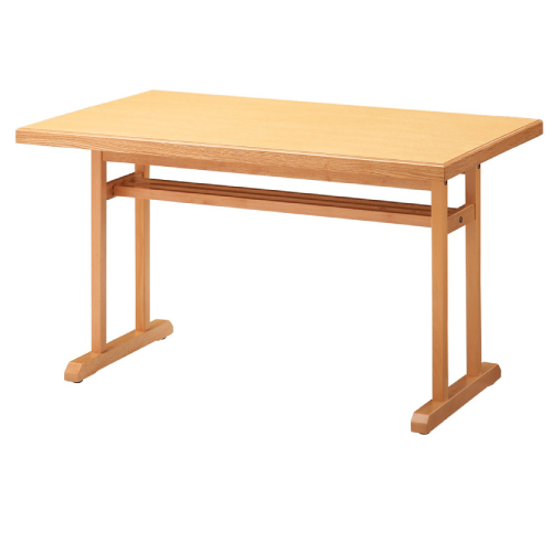【新・松島テーブル(白木)-0 】 プロシード 幅1500×奥行750×高さ700(mm)【業務用】【新品】【送料無料】 /テンポス