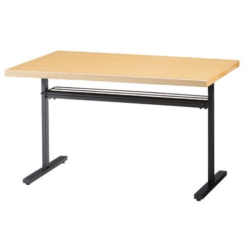 【水仙テーブル(白木)-0 】 プロシード 幅1500×奥行750×高さ700(mm)【業務用】【新品】【送料無料】