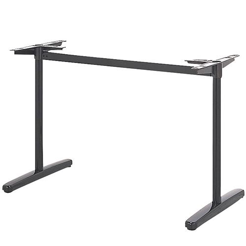 プロシード(丸二金属) テーブル脚 TABLE LEG 対立脚 DT501-D 幅765×高さ680(mm) 業務用 送料無料 テンポス