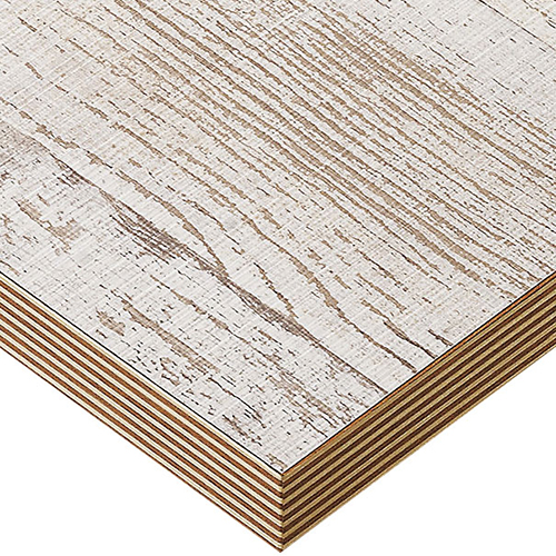 プロシード(丸二金属) テーブル天板 メラミン化粧板(積層柄テープ) ST944-PA-M 幅1200×奥行750×高さ30(mm) 業務用 送料無料 テンポス
