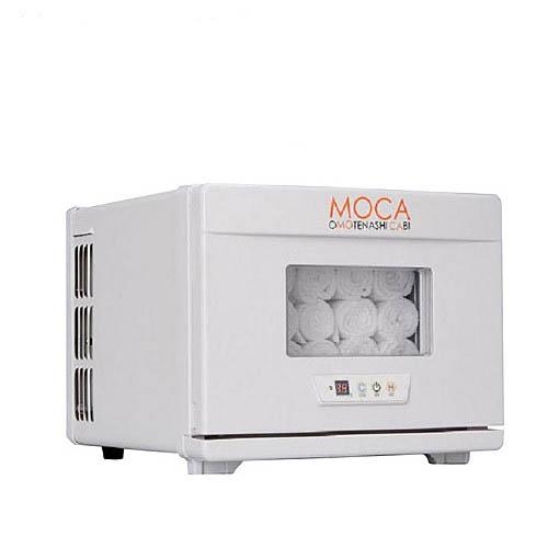 タオルウォーマー8L 25~45本収納 温蔵&冷蔵切替型 アステップ MOCA CHC-8F 【業務用/新品】【送料無料】【プロ用】 /テンポス